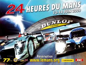 Le Mans 2009 - zolex.dk