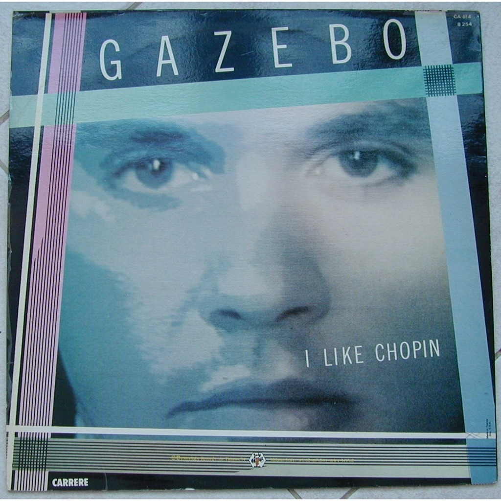 Gazebo Like Chopin