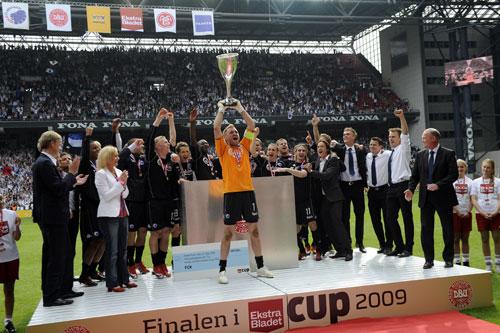 FC København Pokalsejr 2009 - www.zolex.dk